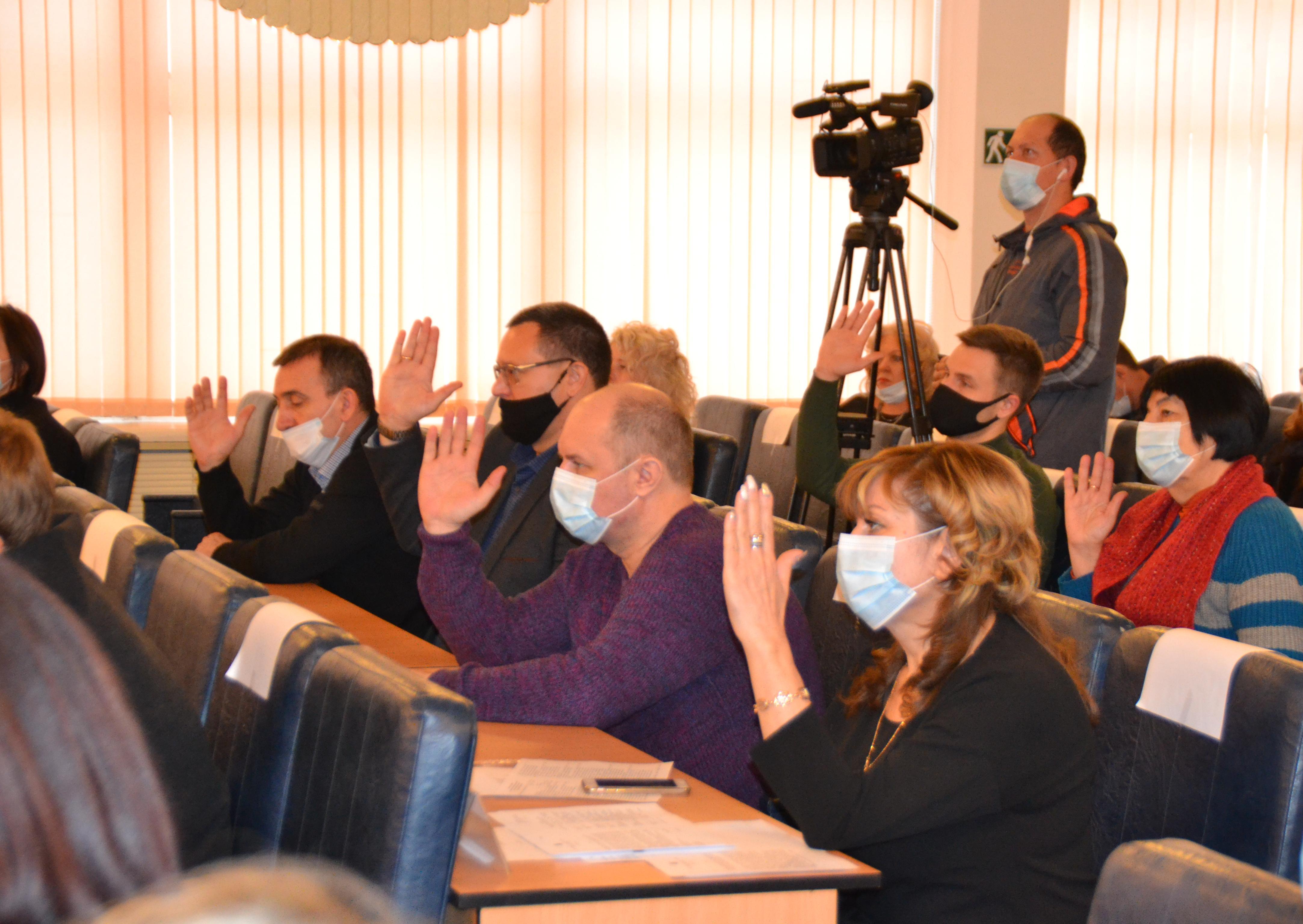 На заседании Совета рассмотрен отчет о работе главы и администрации города Туапсе за 2020 год