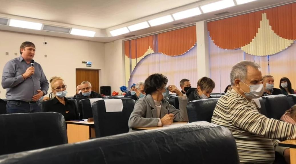 Общественная комиссия определила территорию для благоустройства в рамках Всероссийского конкурса малых городов
