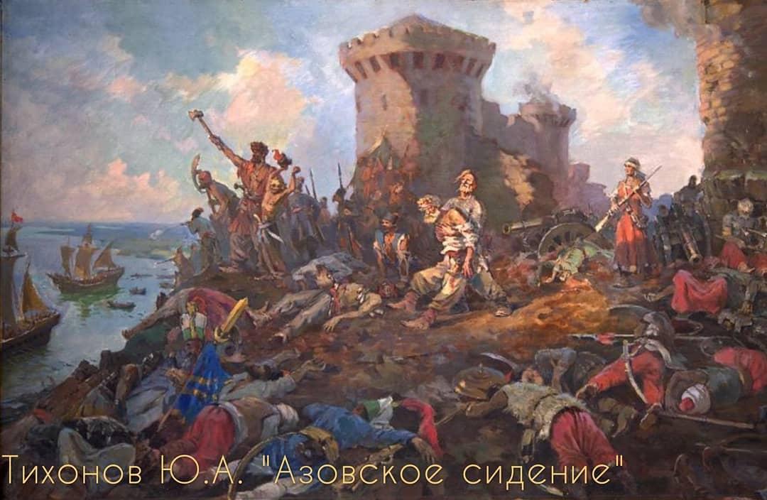 """В музее имени Н.Г. Полетаева для посетителей открыта выставка """"Как казаки эту землю обживали""""."""