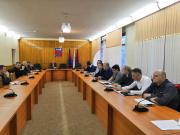 Владимир Зверев провел заседание КЧС