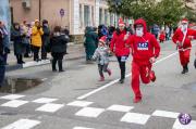 В Туапсе определили самого быстрого Деда Мороза