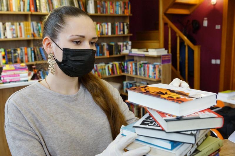 Библиотеки Туапсе вновь встречают читателей