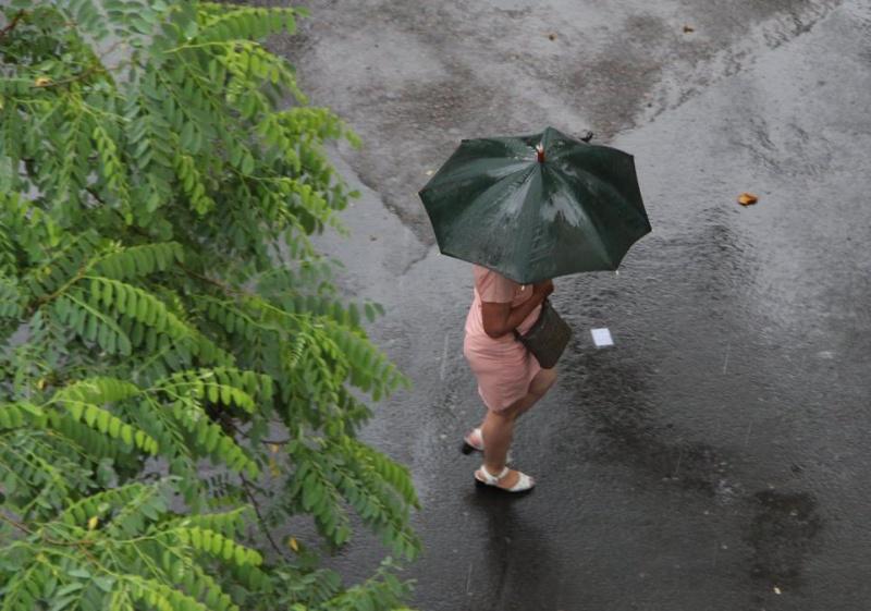 В Туапсе сохраняется предупреждение об ухудшении погоды