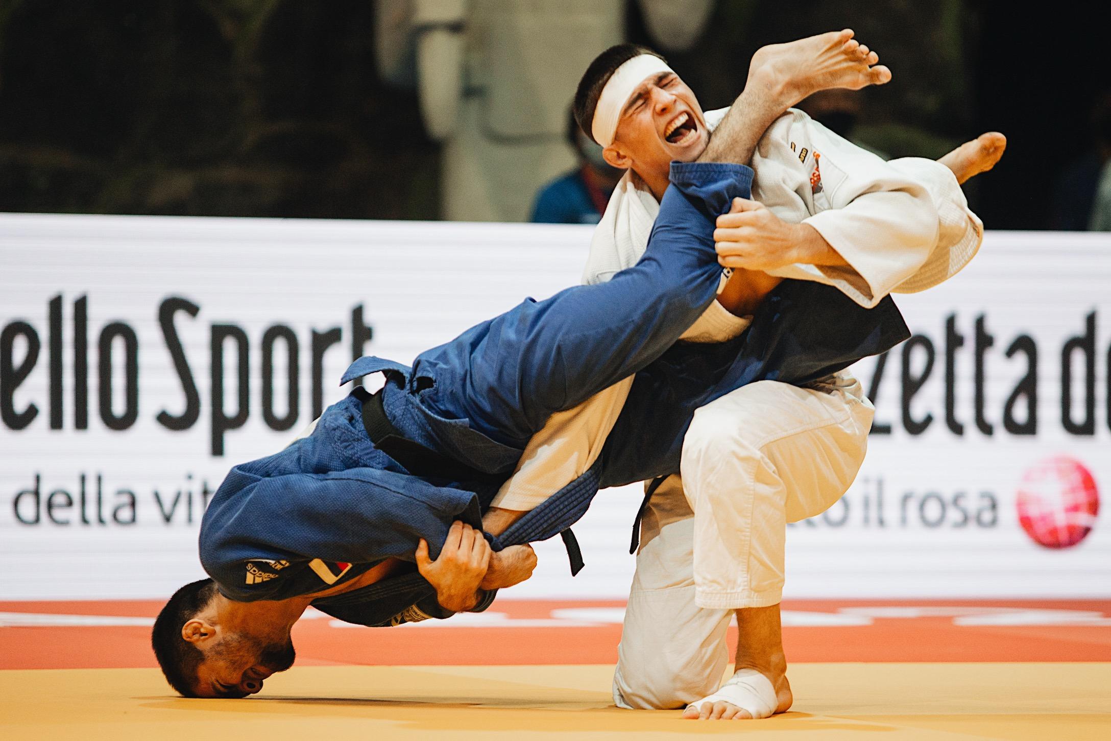 Туапсинец Абрек Нагучев стал чемпионом мира среди юниоров