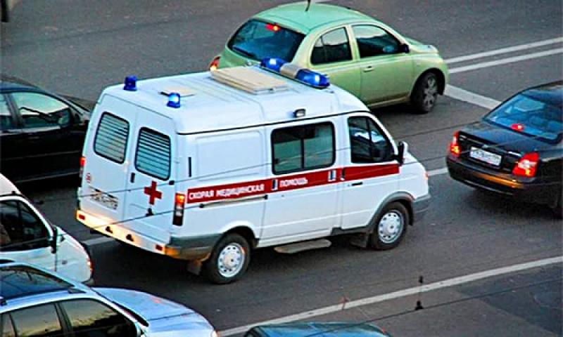 Ответственность за не пропуск машины «скорой помощи»