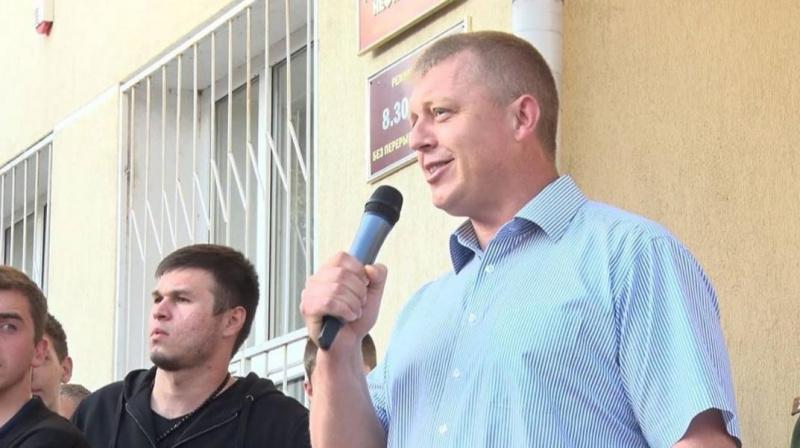 В Туапсе продолжаются отправки призывников на службу в армию