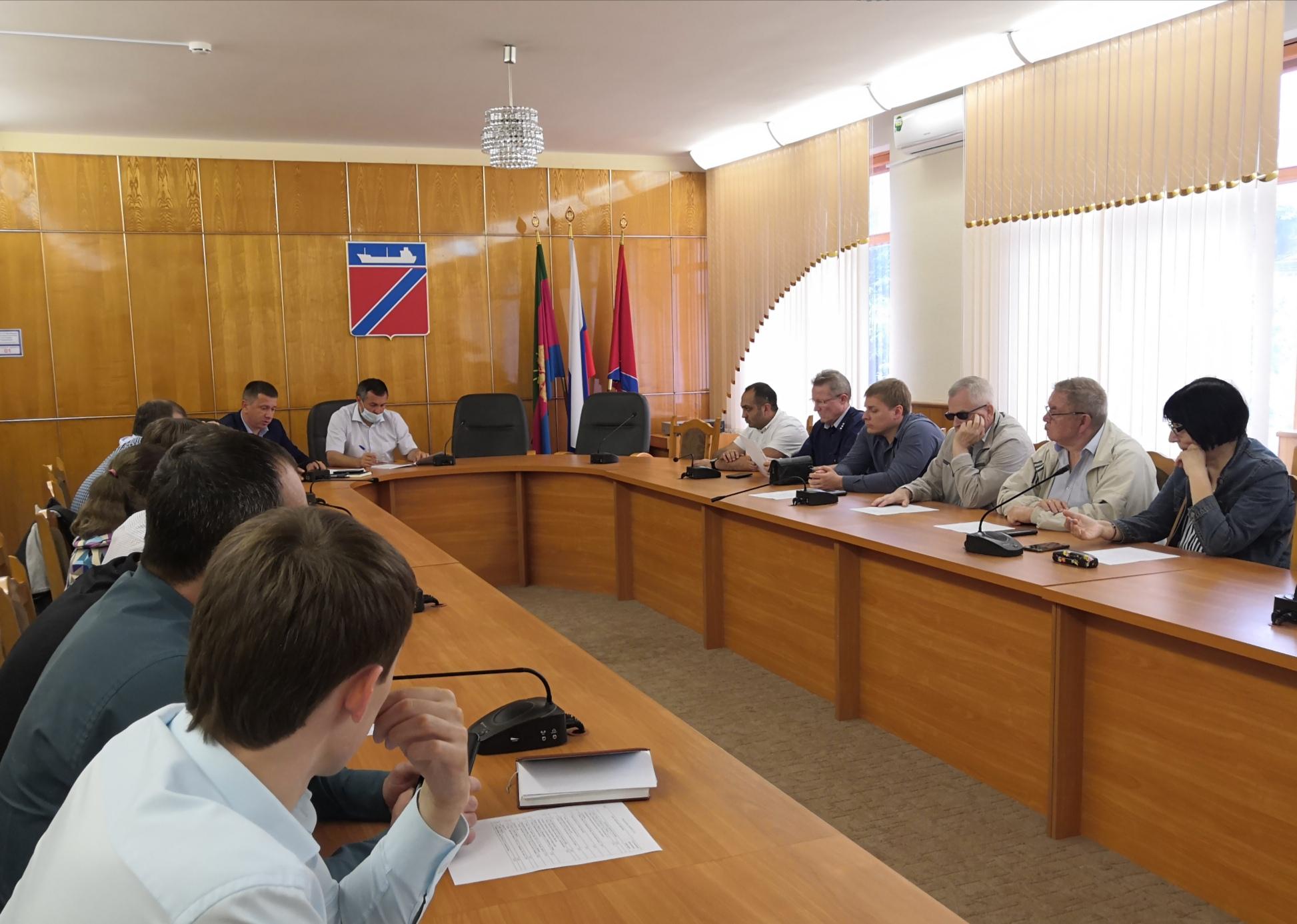 Общественная комиссия утвердила итоги голосования по благоустройству
