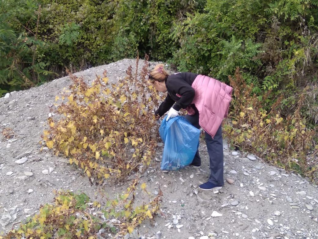 Не оставляйте мусор на пляжах и в общественных местах