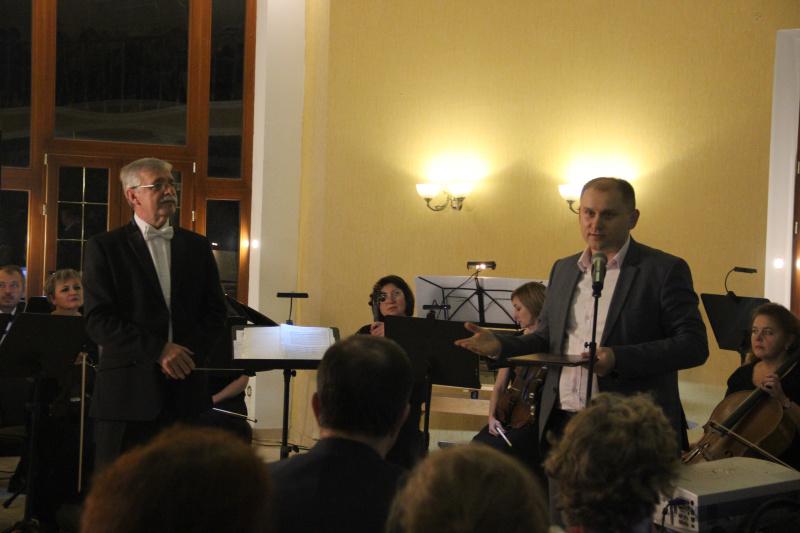 Туапсинскому камерному оркестру исполнилось 25 лет