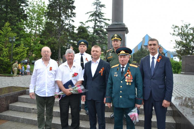 С Днем ветерана Краснодарского края