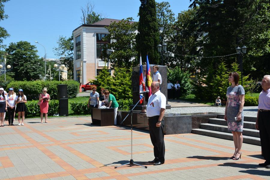 В Туапсе финишировали участники школьной туриады «Звезда Кубани»