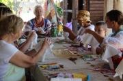 Краевой фестиваль народной игрушки, детских и традиционных игр «Кубанские потешки»