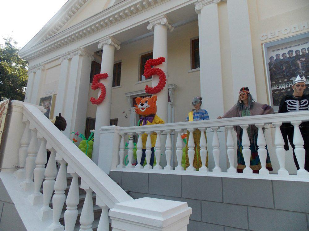 Кинотеатр «Россия» отметит 60-летний юбилей