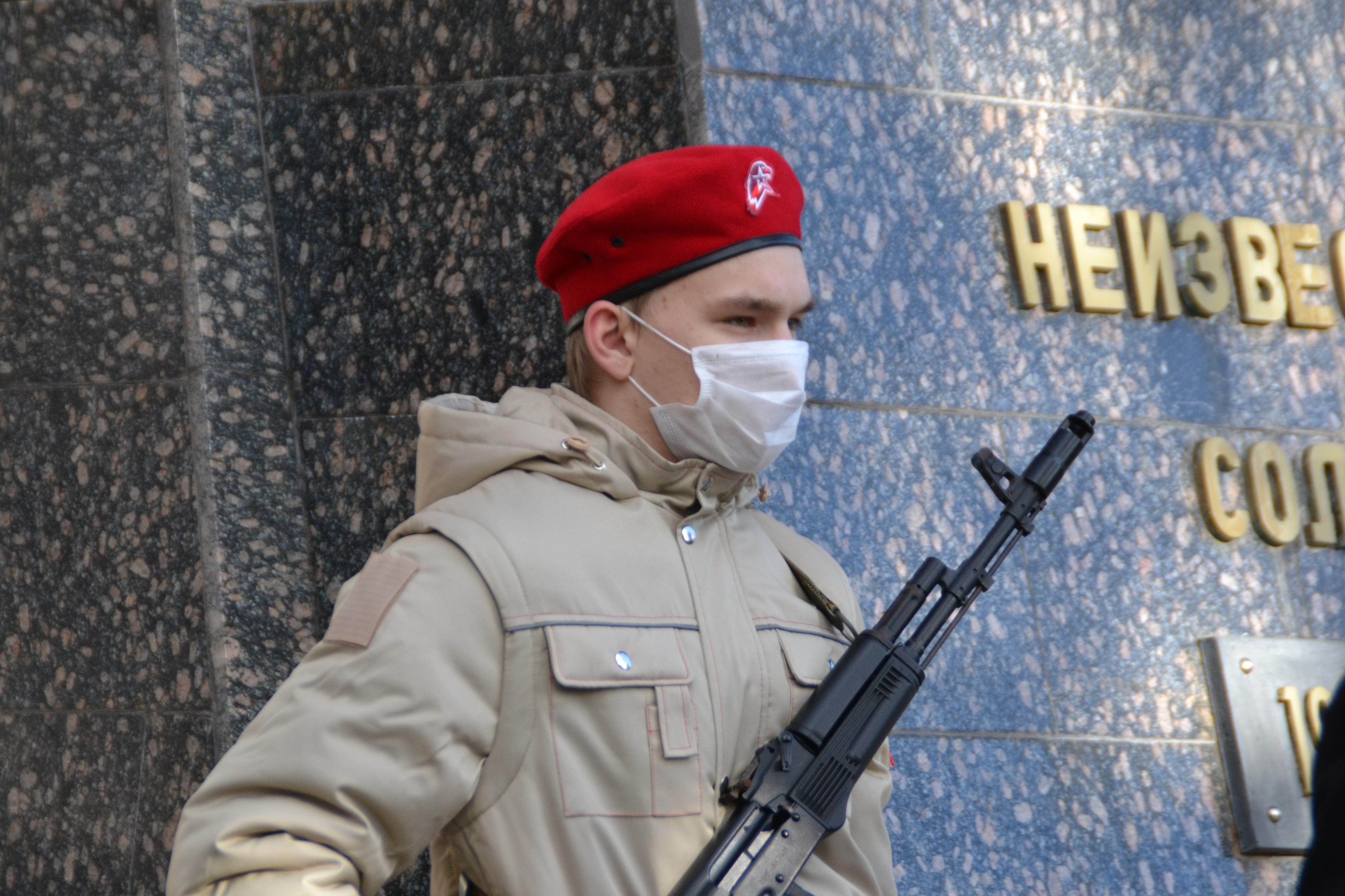 В Туапсе дан старт военно-патриотическим мероприятиям