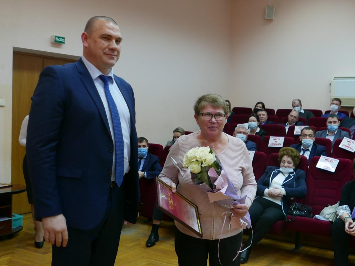ТОС №36 города Туапсе отмечен Почетной грамотой главы Туапсинского района