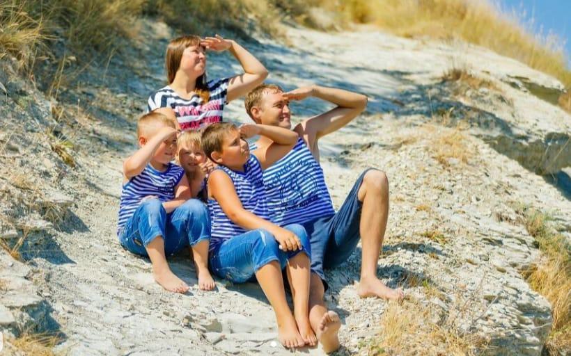 """Многодетные семьи Туапсе приглашают принять участие в туристическом фестивале """"Моя Россия"""""""