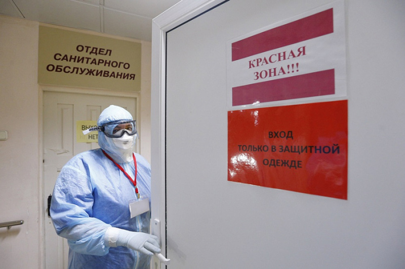 Впервые с 28 апреля в Краснодарском крае подтверждено меньше 60 новых случаев заболевания коронавирусом