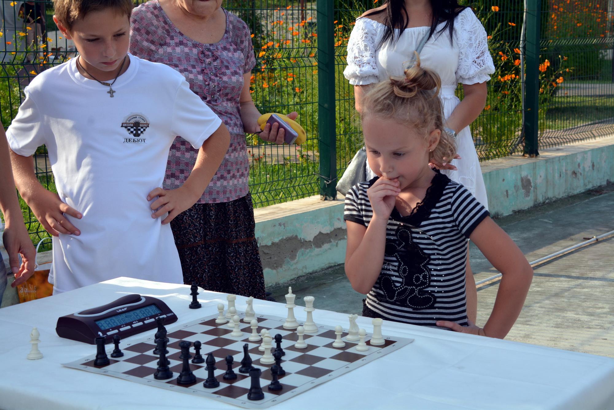 Спортивно-шахматные соревнования в Туапсе
