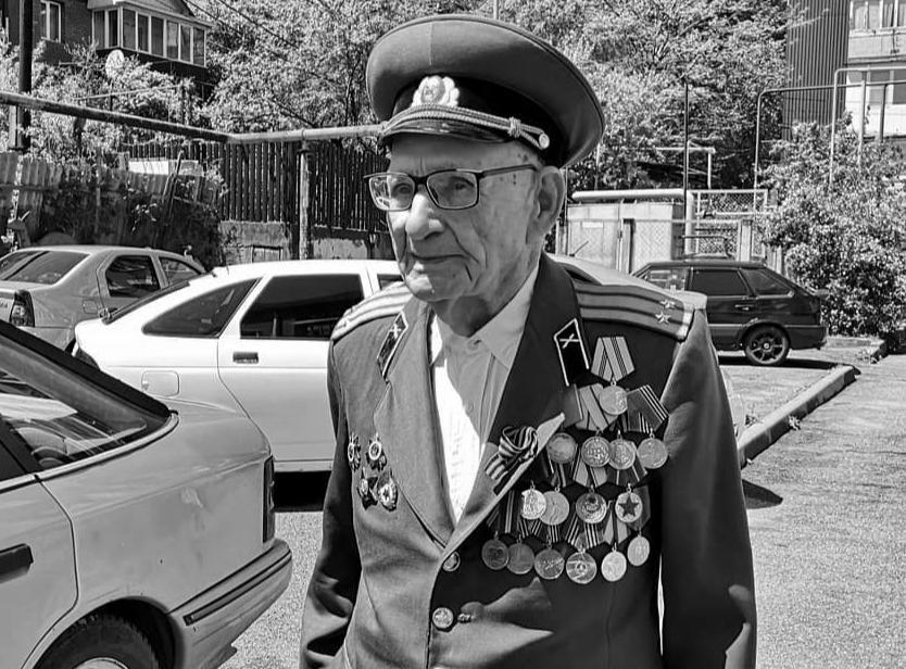 Умер ветеран Великой Отечественной войны Николай Павлович Рунов