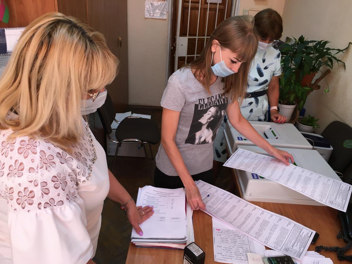 Обучение операторов  КОИБ в участковых комиссиях