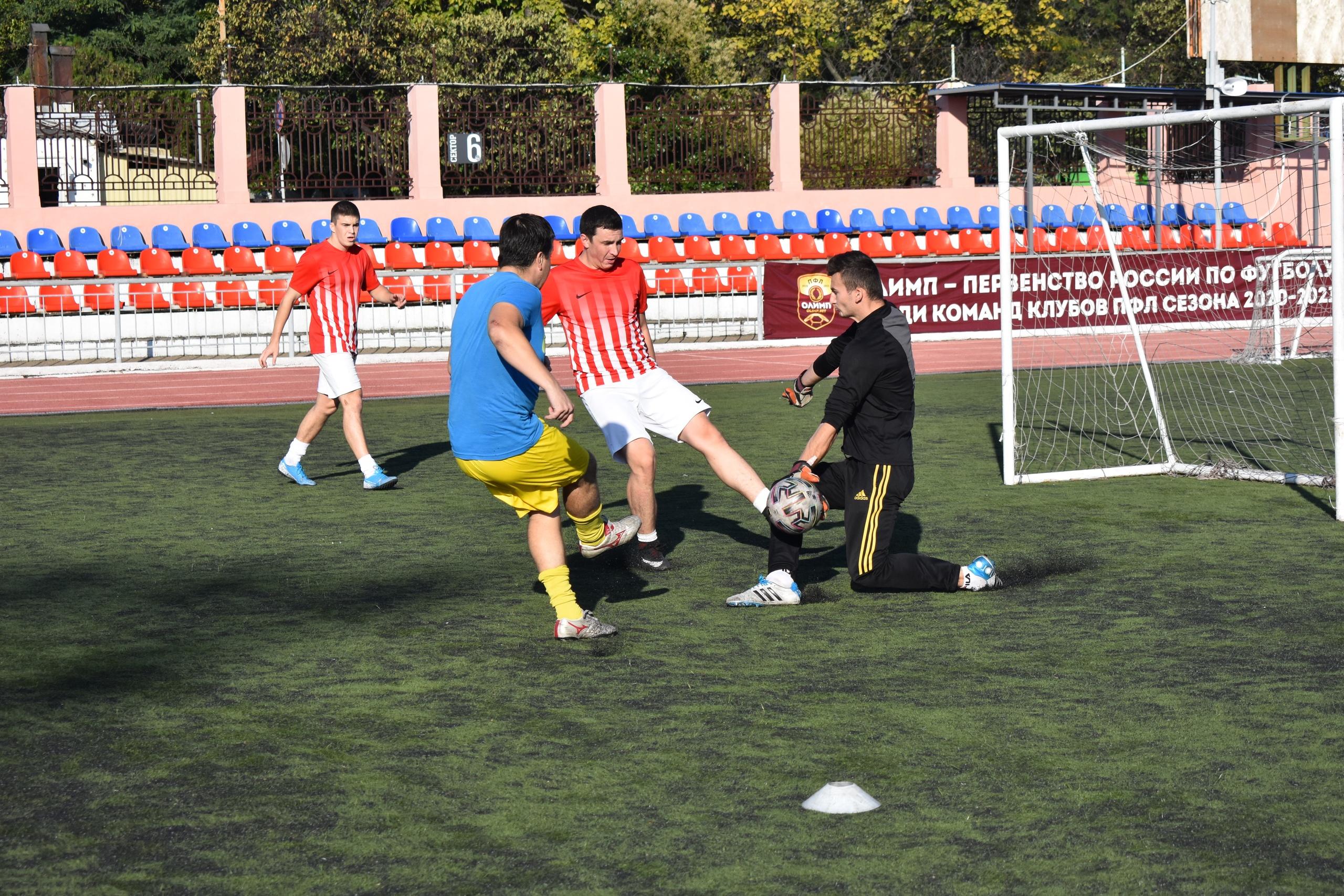 Чемпионат города по мини-футболу