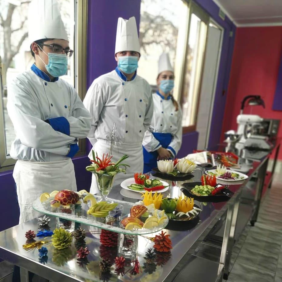 Открытие новых мастерских в ТСПК