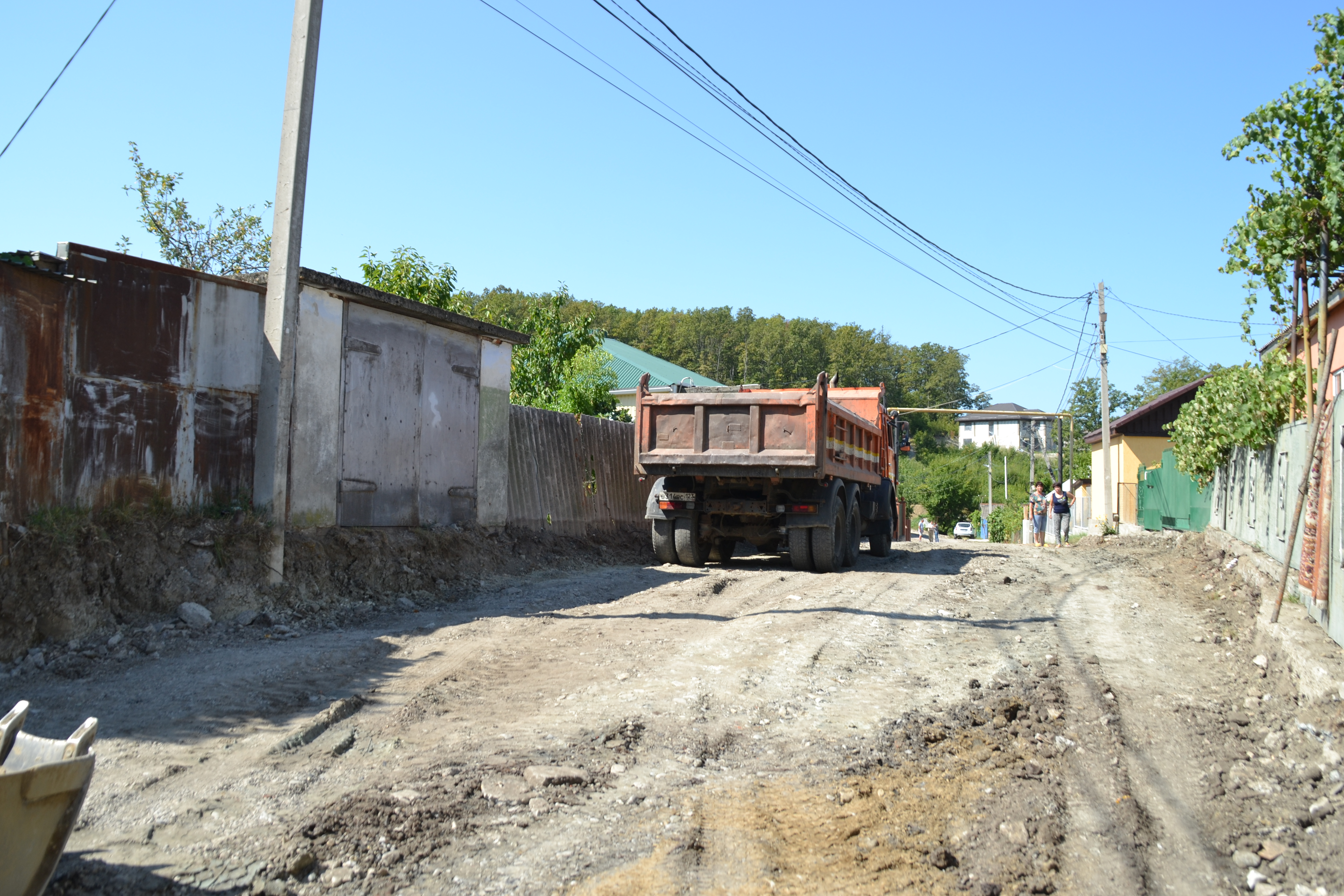 На контроле – ремонт дорог