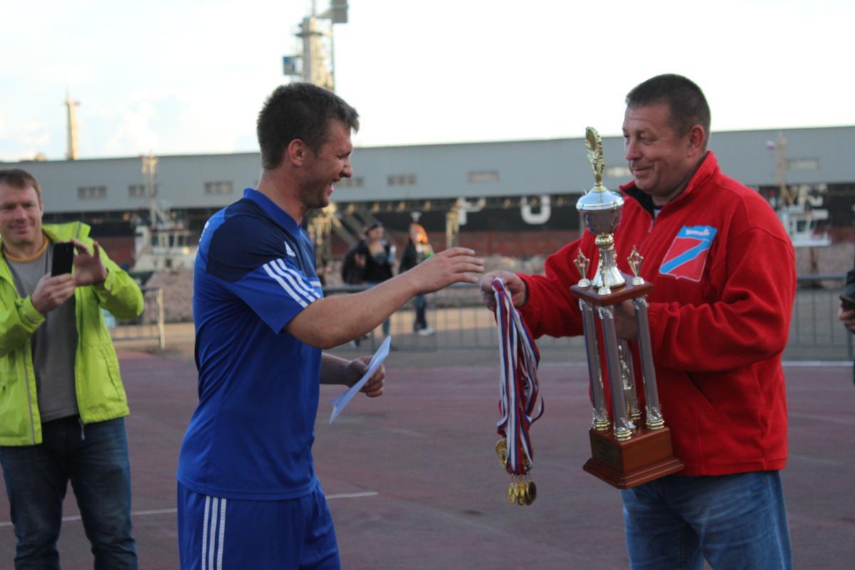 Кубок города Туапсе по футболу