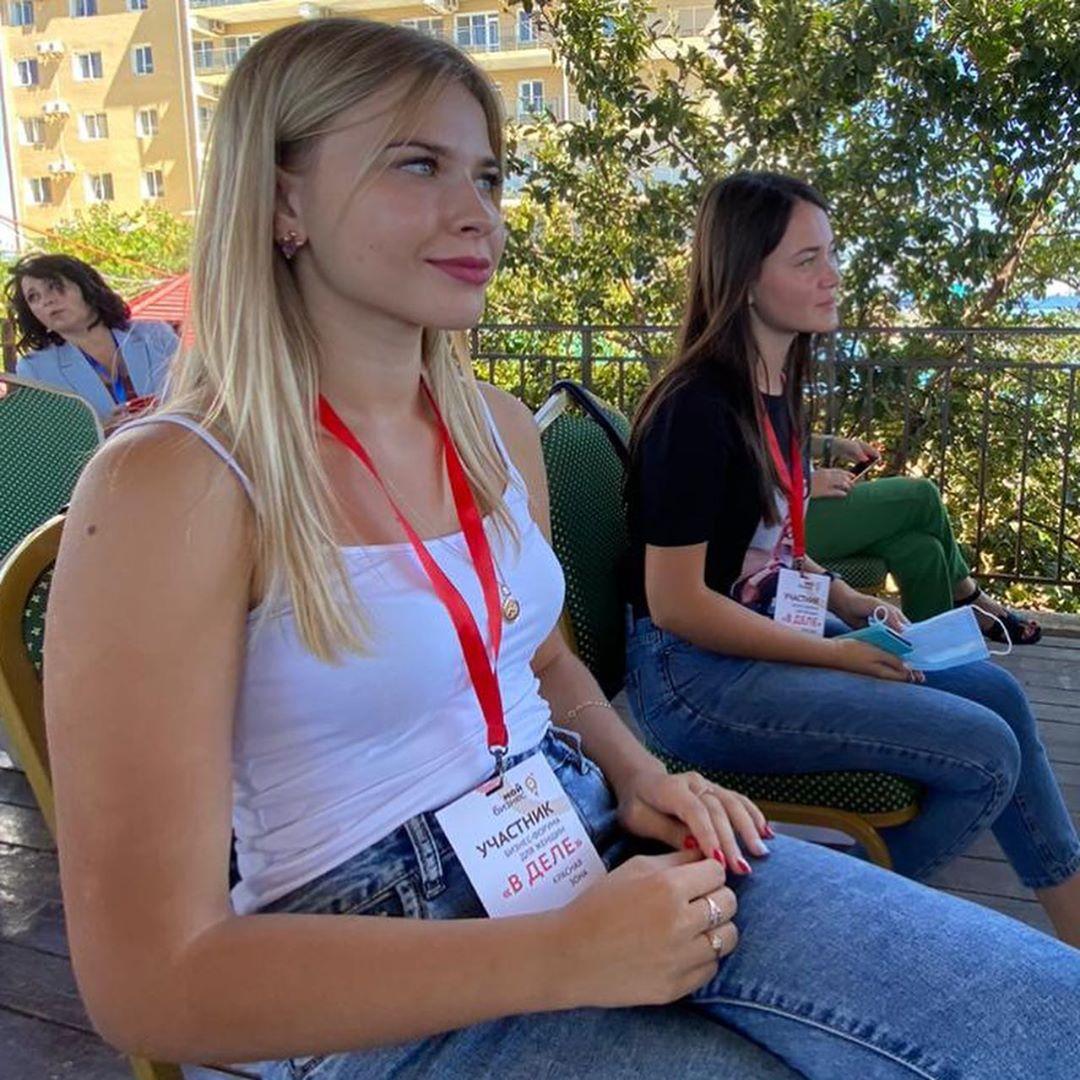 """Молодёжь Туапсе на бизнес-форуме """"В деле"""""""