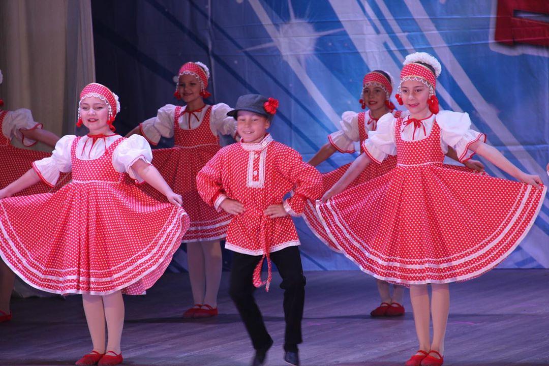 "В Туапсе стартовал фестиваль ""Планета танца"""