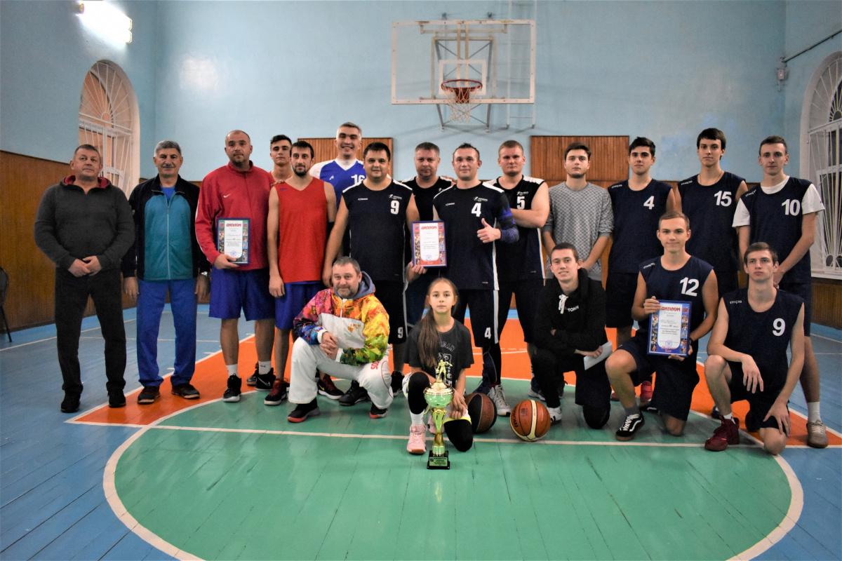 Итоги чемпионата города по баскетболу