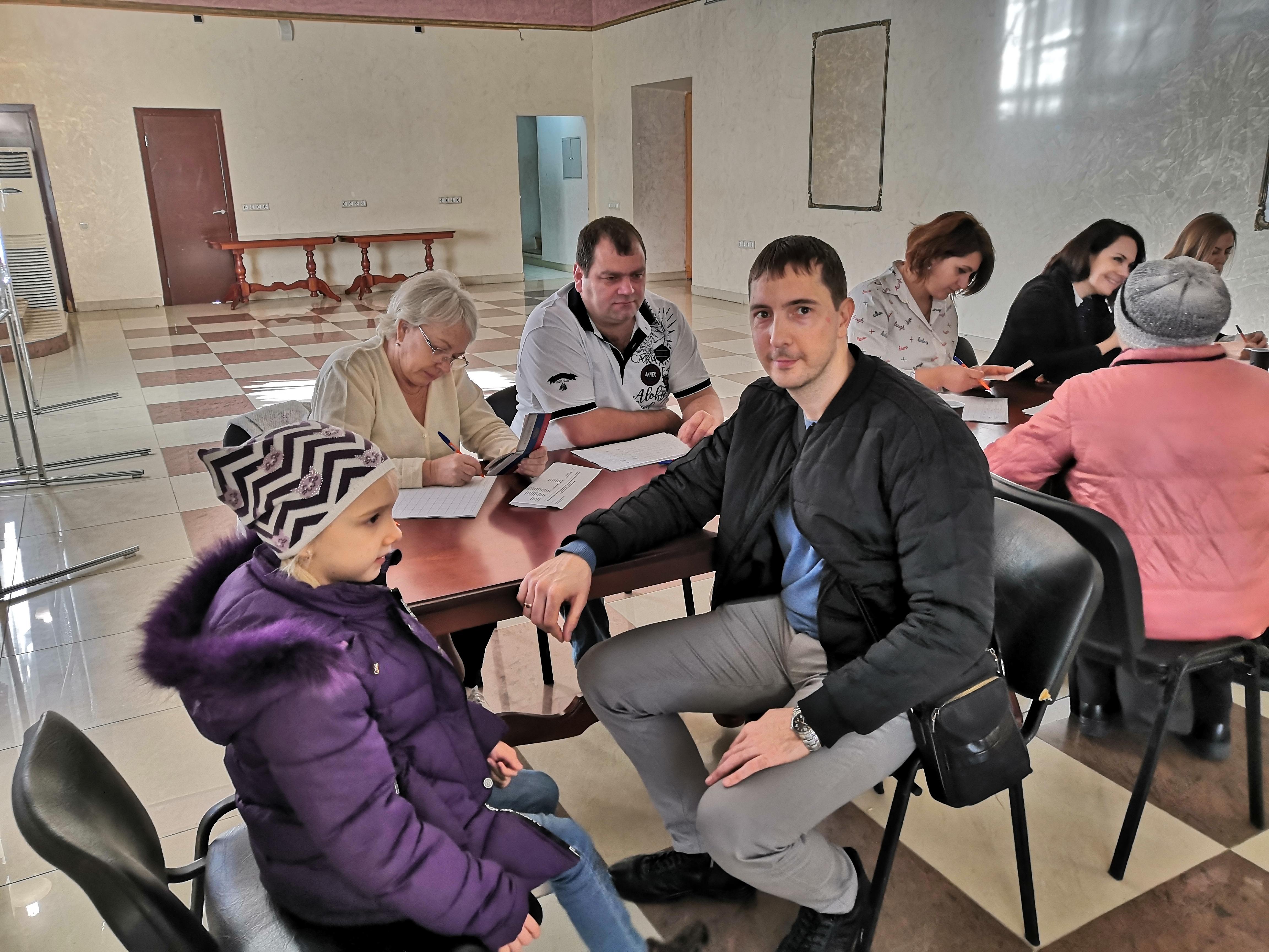 В Туапсе проходит голосование по отбору общественных территорий для благоустройства