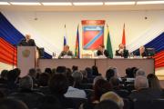 Владимир Зверев представил ежегодный отчет на открытой сессии Совета Туапсе