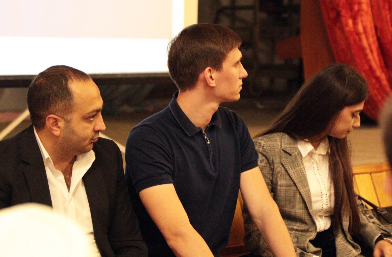 """О выборах - с молодёжью """"Орленка"""""""