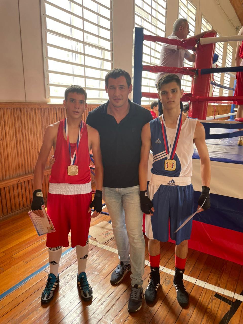 Дню города посвятили традиционный турнир по боксу