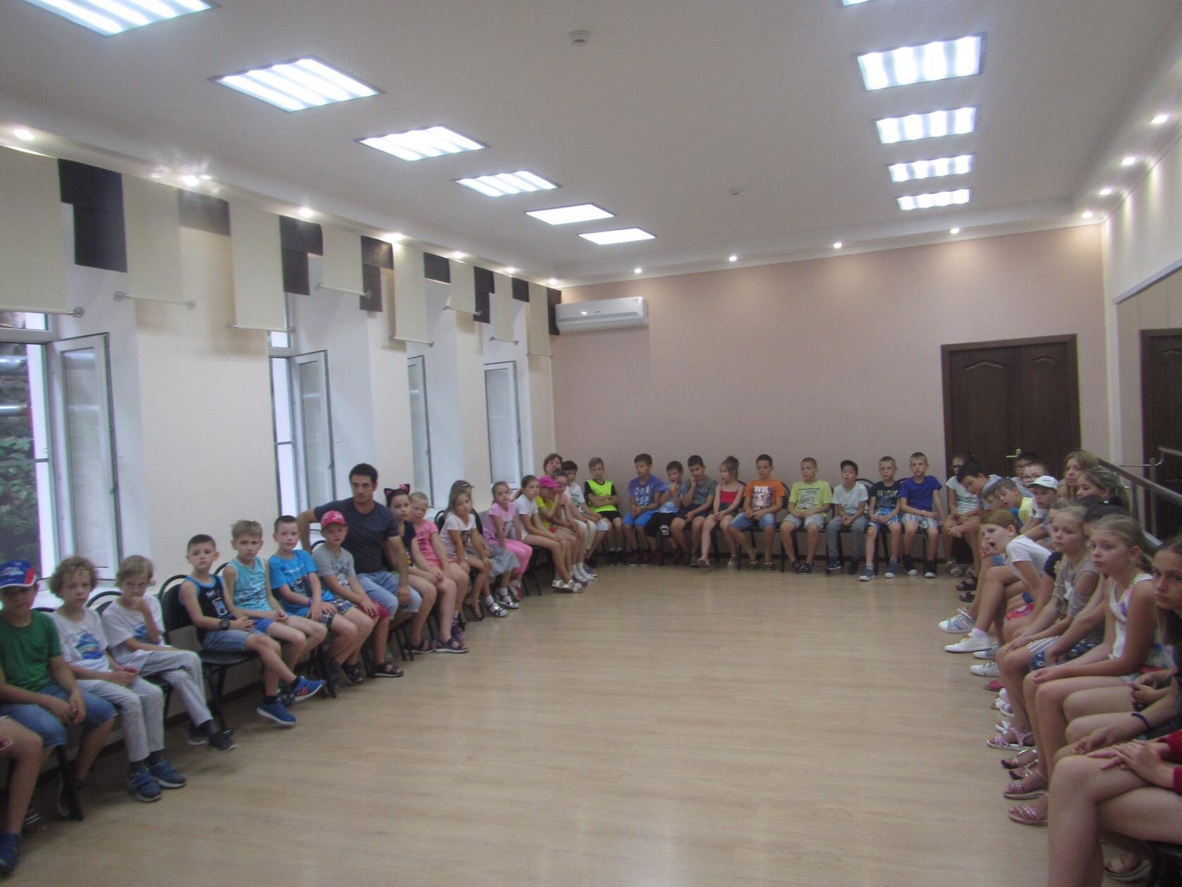 В дни школьных каникул дом-музей А.А. Киселева провел лекцию