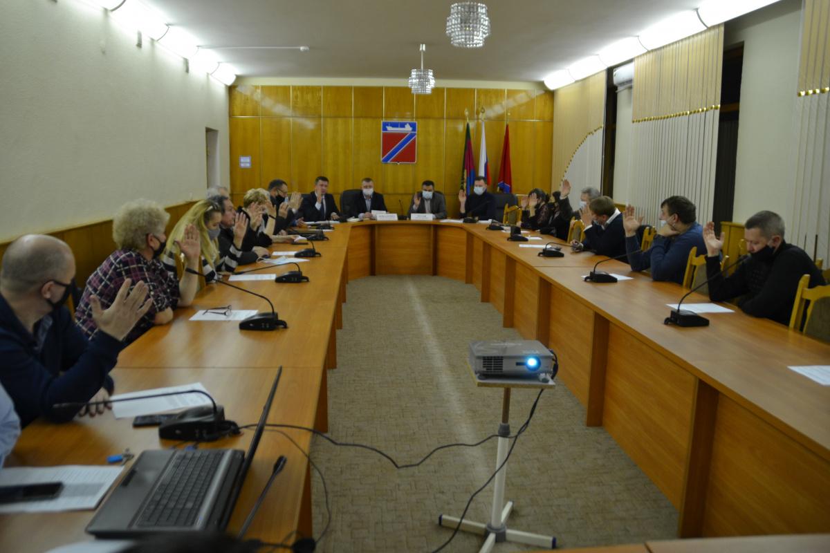 Общественная комиссия утвердила перечень территорий для голосования