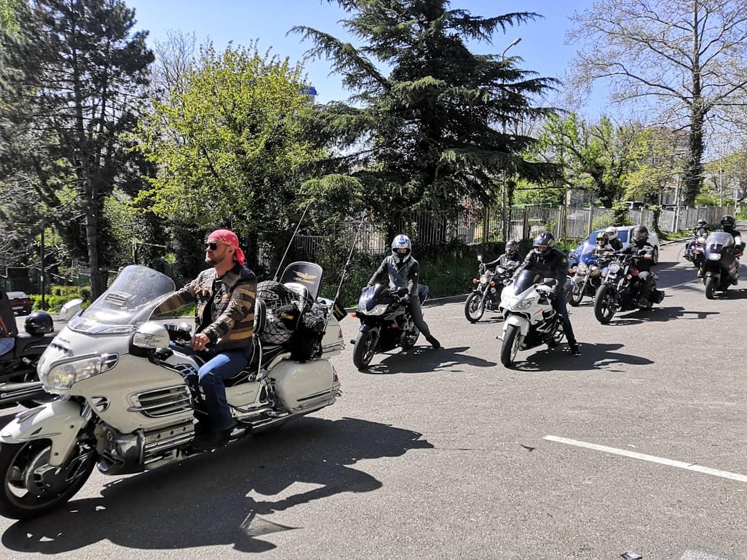Дорогами Победы - через город воинской славы Туапсе