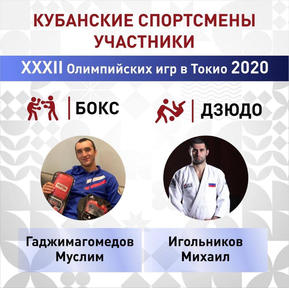 В Краснодарском крае стартовала кампания в поддержку спортсменов на Олимпийских играх
