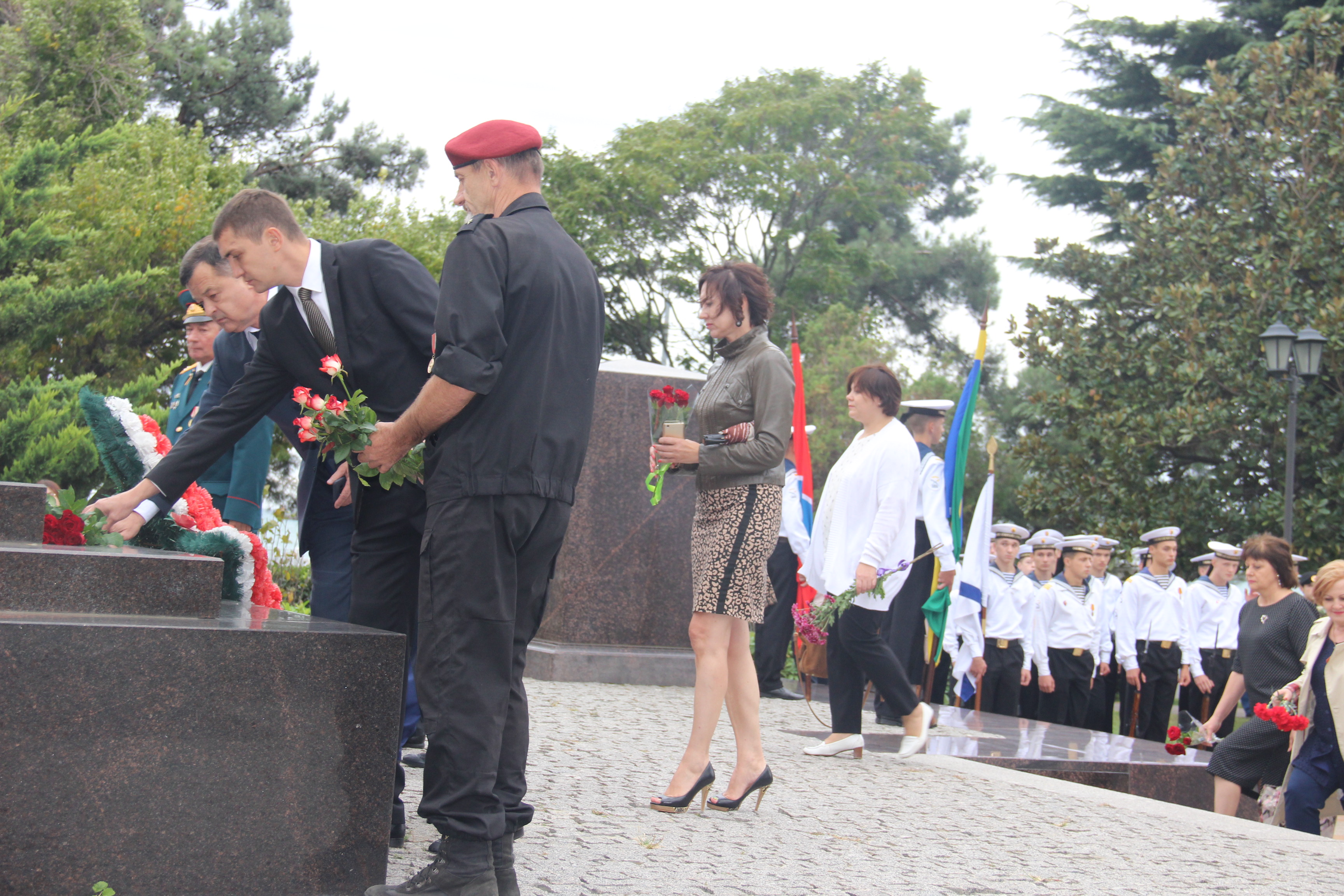 II Слет участников Вахты Памяти на Посту №1