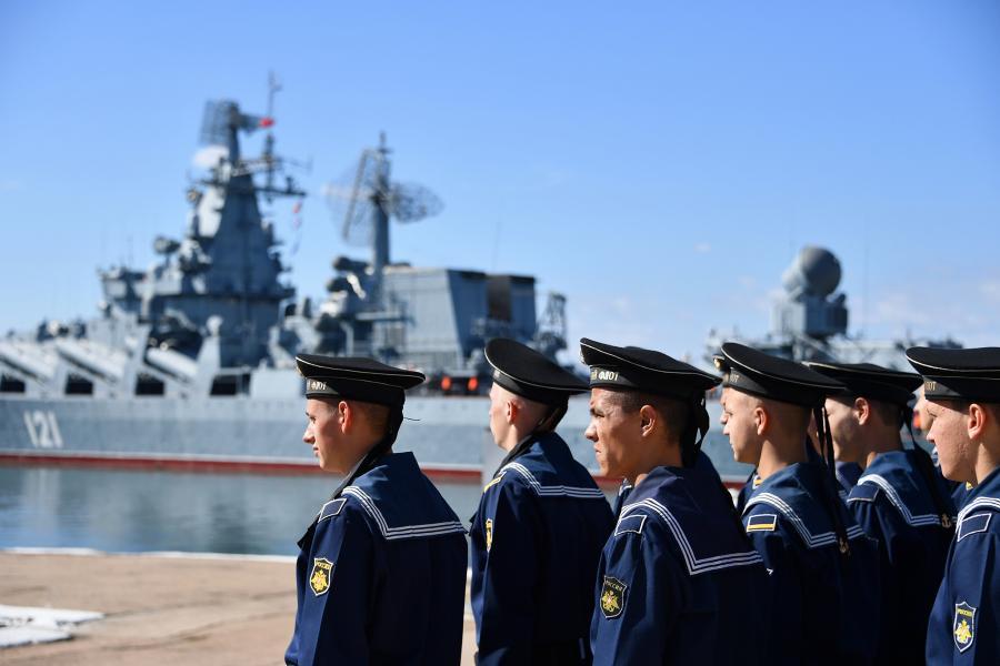 С Днем Черноморского флота!