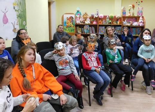 Детской библиотеке имени А.П. Гайдара исполнилось 75 лет