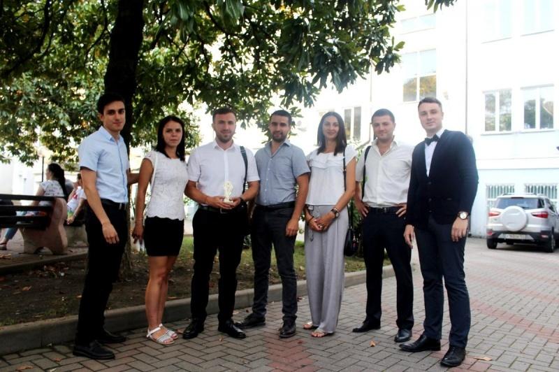 Активная молодёжь города Туапсе отметила День молодежи России первой игрой серии «Что? Где? Когда?»