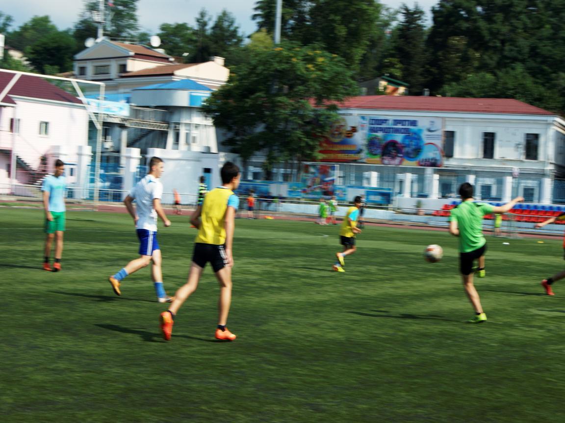 Кубок губернатора Краснодарского края по футболу среди дворовых команд