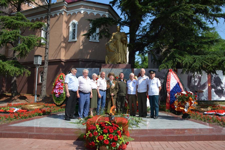 22 июня состоялся митинг памяти