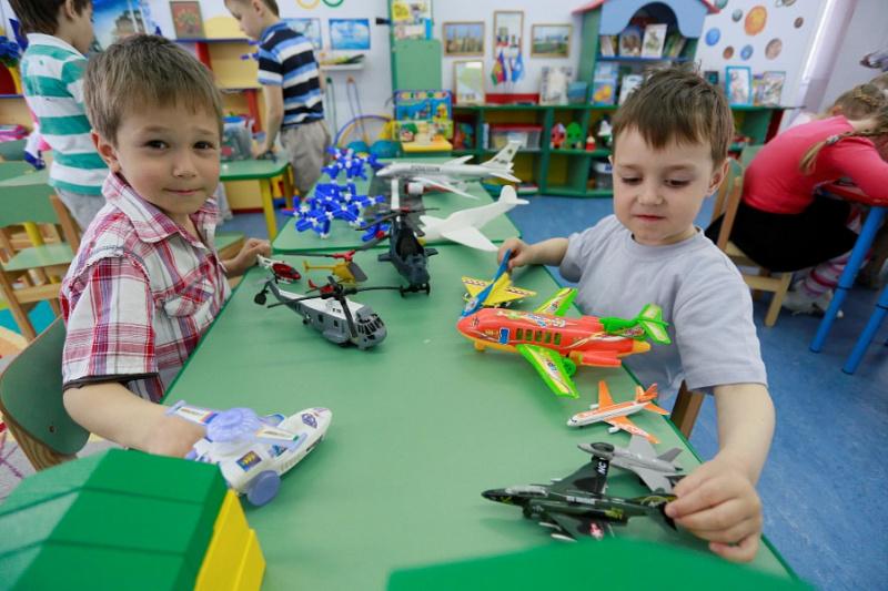 В Краснодарском крае с 29 июня открылись более половины детских садов