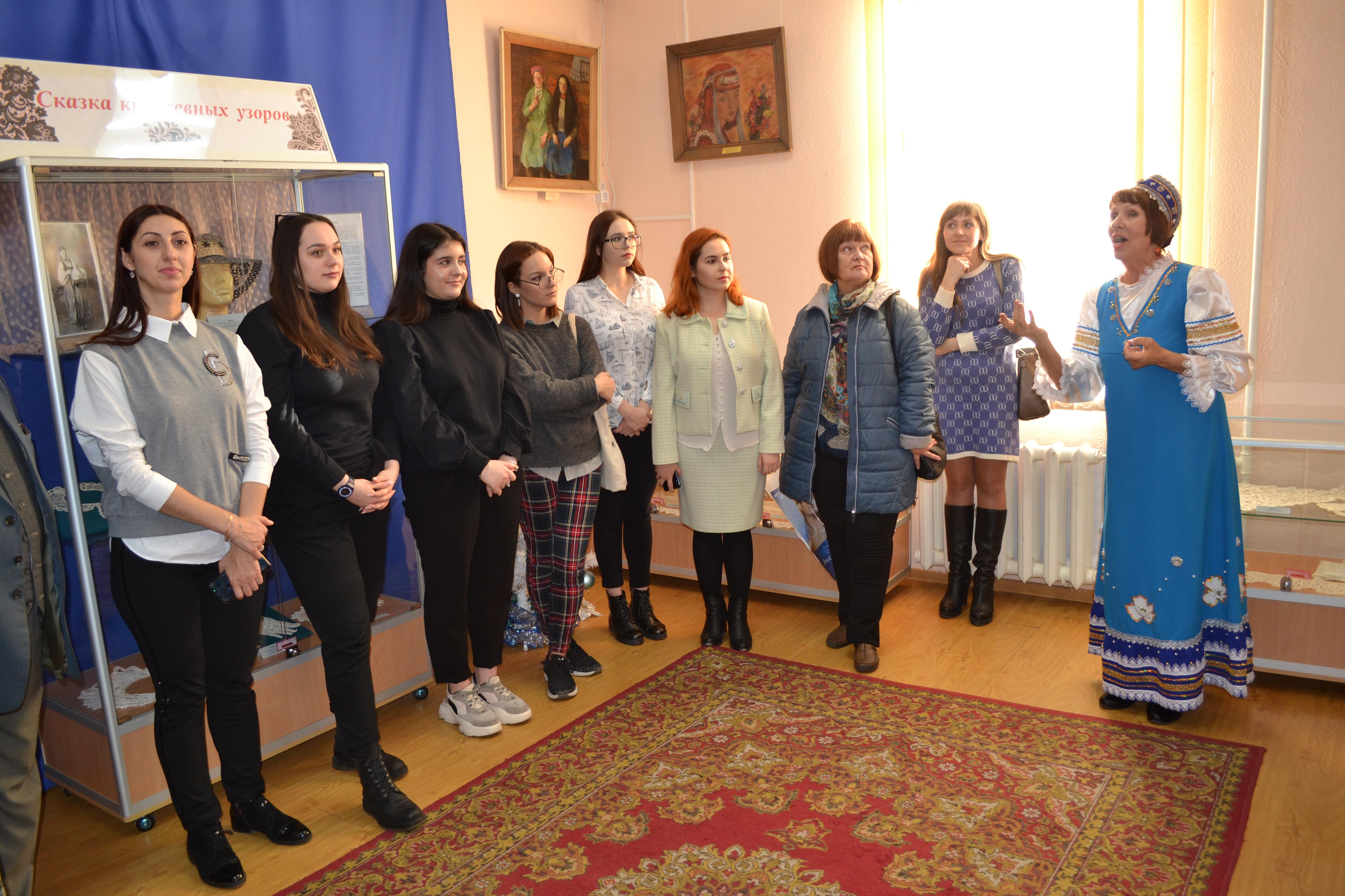 Жителей и гостей Туапсе приглашают полюбоваться «Сказкой кружевных узоров»