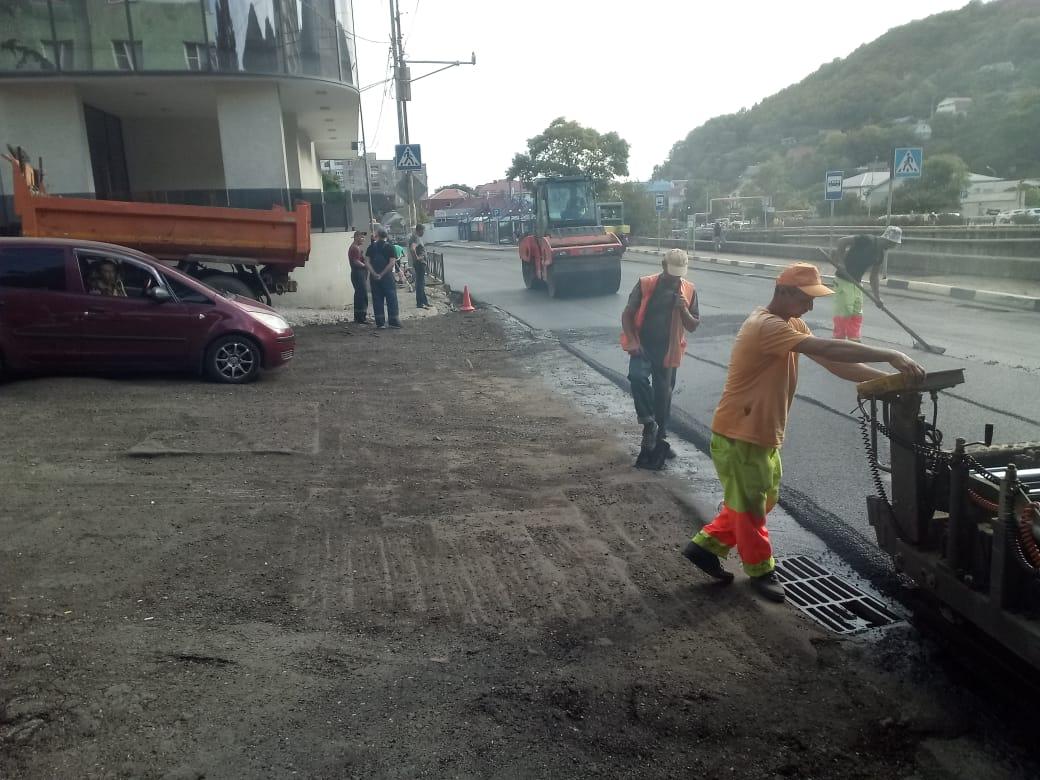 Завершен ремонт улицы Восточной