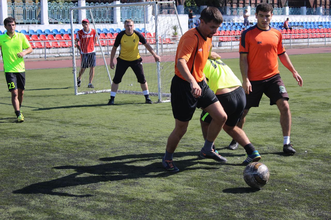 Команда города Туапсе  одержала  победу  в  муниципальном этапе Спартакиады трудящихся Кубани