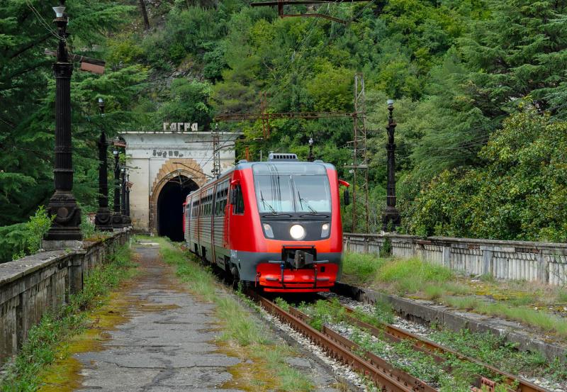 Ретро-поезд Туапсе-Гагра отправится в первый рейс уже в эту субботу